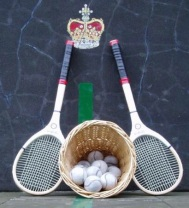 Court tennis, I think.